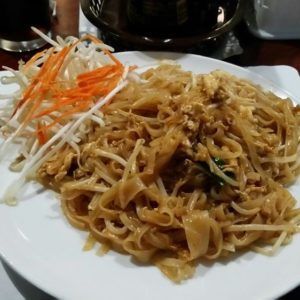 Noodles with excellent spices